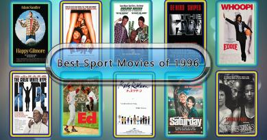 Best Sport Movies of 1996