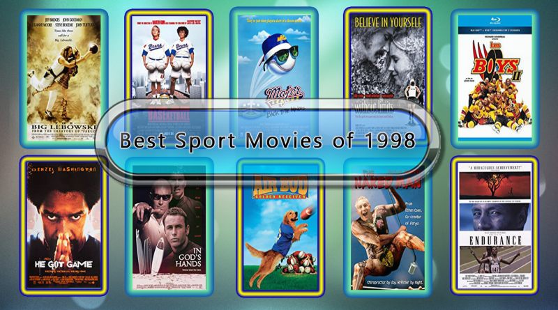 Best Sport Movies of 1998