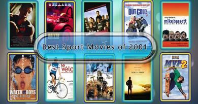 Best Sport Movies of 2001