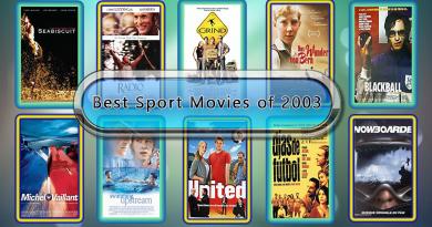 Best Sport Movies of 2003