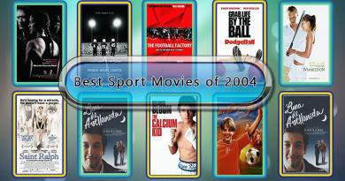 Best Sport Movies of 2004