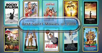 Best Sport Movies of 2006