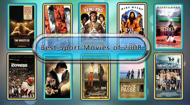 Best Sport Movies of 2008