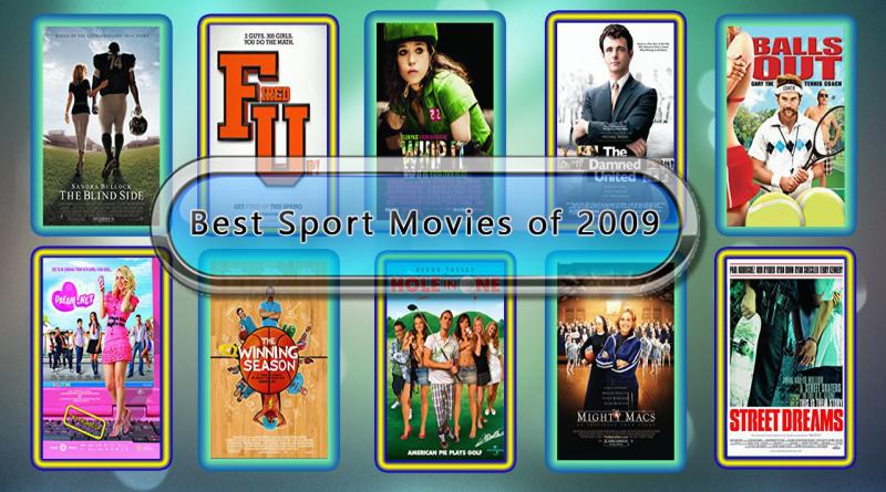 Best Sport Movies of 2009