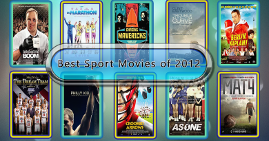 Best Sport Movies of 2012