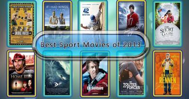Best Sport Movies of 2013