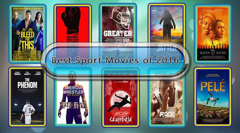 Best Sport Movies of 2016