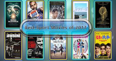 Best Sport Movies of 2017