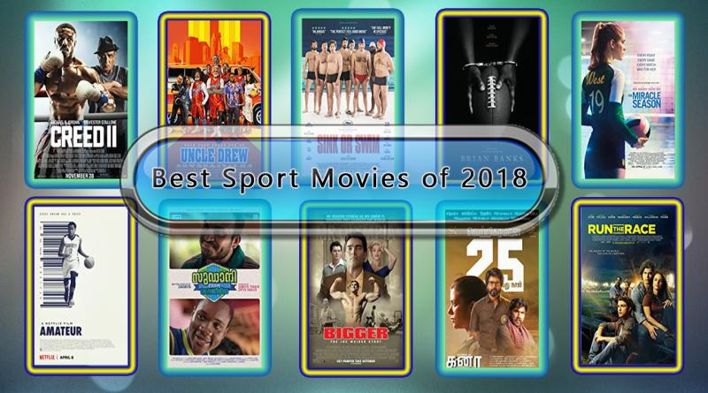 Best Sport Movies of 2018
