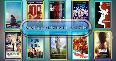 Best Sport Movies of 2019