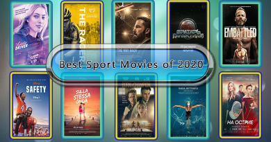 Best Sport Movies of 2020