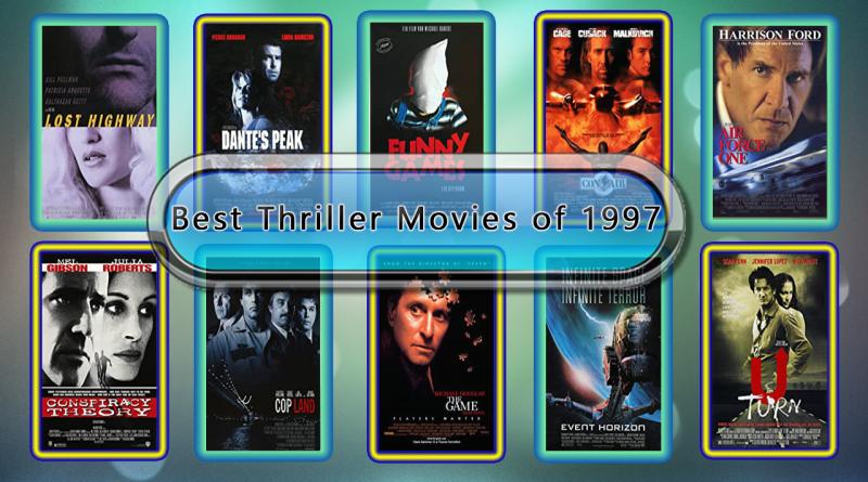 Best Thriller Movies of 1997