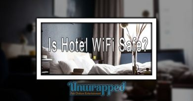 Is Hotel WiFi Safe?
