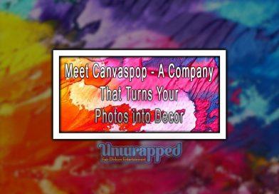 Meet Canvaspop - A Company That Turns Your Photos into Decor