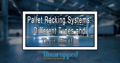 Pallet Racking Systems: Different Types and Their Benefits