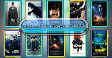 10 Best Action Movies of 2009