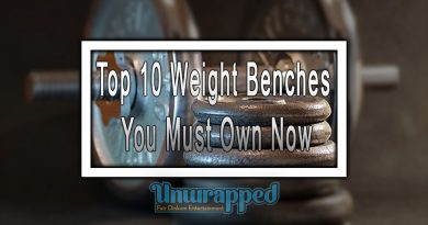 Top 10 Weight Benches You Must Own Now