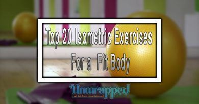 Top 20 Isometric Exercises For a Fit Body