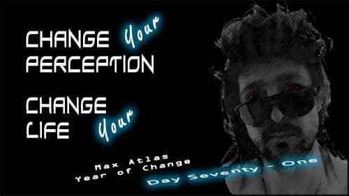 Max Ignatius Atlas Year Of Change Day 71