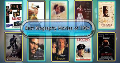 Best Biography Movies of 1994: Unwrapped Official Best 1994 Biography Films