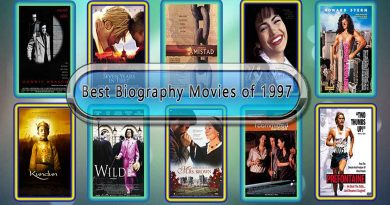 Best Biography Movies of 1997: Unwrapped Official Best 1997 Biography Films