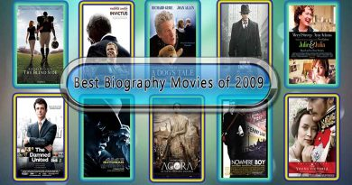 Best Biography Movies of 2009: Unwrapped Official Best 2009 Biography Films