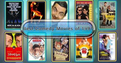 Best Comedy Movies of 1997: Unwrapped Official Best 1997 Comedy Films
