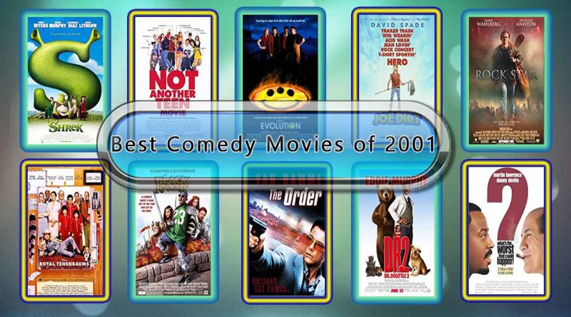 Best Comedy Movies of 2001: Unwrapped Official Best 2001 Comedy Films