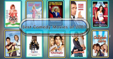 Best Comedy Movies of 2003: Unwrapped Official Best 2003 Comedy Films