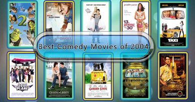 Best Comedy Movies of 2004: Unwrapped Official Best 2004 Comedy Films