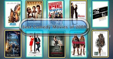 Best Comedy Movies of 2009: Unwrapped Official Best 2009 Comedy Films