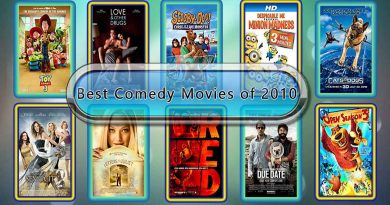 Best Comedy Movies of 2010: Unwrapped Official Best 2010 Comedy Films