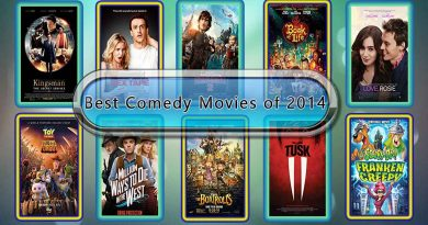 Best Comedy Movies of 2014: Unwrapped Official Best 2014 Comedy Films