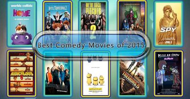Best Comedy Movies of 2015: Unwrapped Official Best 2015 Comedy Films