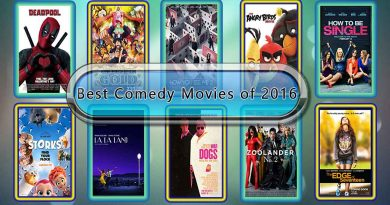Best Comedy Movies of 2016: Unwrapped Official Best 2016 Comedy Films