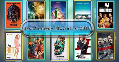Best Comedy Movies of 2018: Unwrapped Official Best 2018 Comedy Films