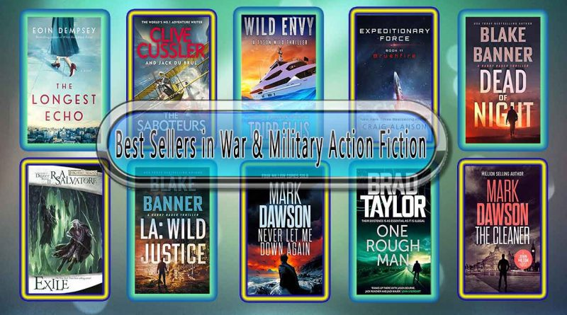 10 Best Sellers in War & Military Books You Must Read