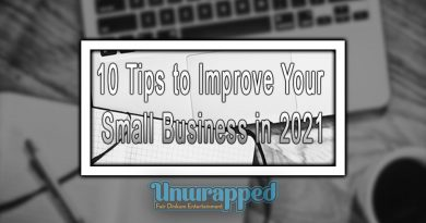 10 Tips to Improve Your Small Business in 2021