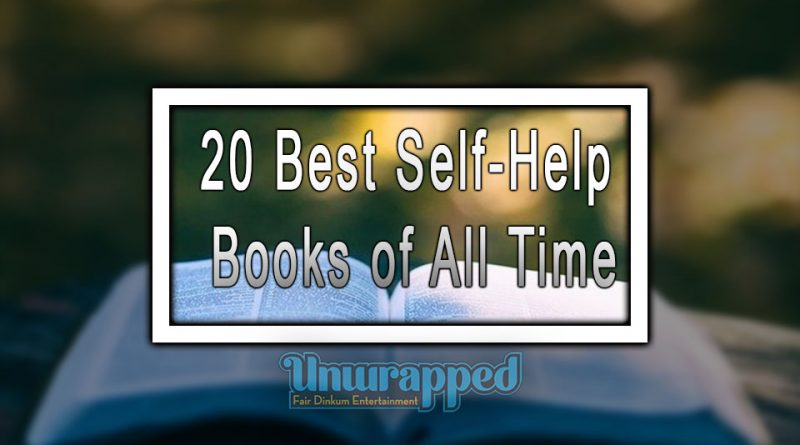 20 Best Self-Help Books of All Time