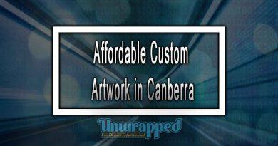 Affordable Custom Artwork in Canberra