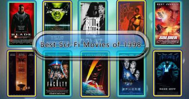 Best Sci-Fi Movies of 1998: Unwrapped Official Best 1998 Sci-Fi Films