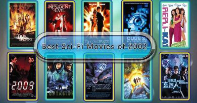 Best Sci-Fi Movies of 2002: Unwrapped Official Best 2002 Sci-Fi Films
