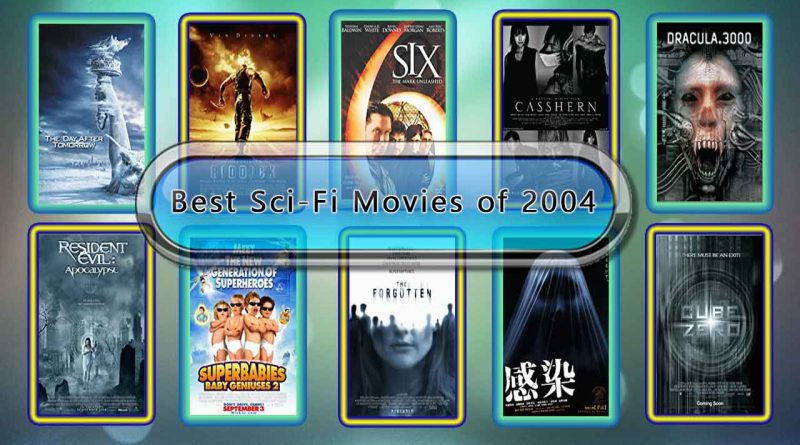 Best Sci-Fi Movies of 2004: Unwrapped Official Best 2004 Sci-Fi Films File name: Best-S
