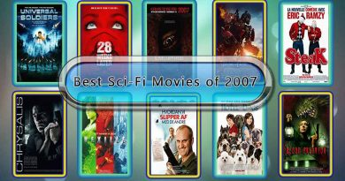 Best Sci-Fi Movies of 2007: Unwrapped Official Best 2007 Sci-Fi Films