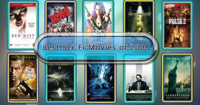 Best Sci-Fi Movies of 2008: Unwrapped Official Best 2008 Sci-Fi Films