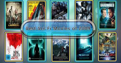 Best Sci-Fi Movies of 2009: Unwrapped Official Best 2009 Sci-Fi Films