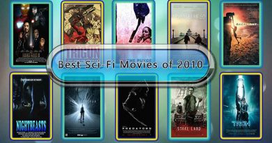 Best Sci-Fi Movies of 2010: Unwrapped Official Best 2010 Sci-Fi Films