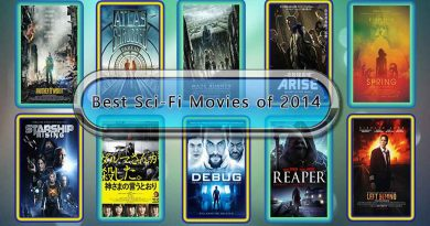 Best Sci-Fi Movies of 2014: Unwrapped Official Best 2014 Sci-Fi Films