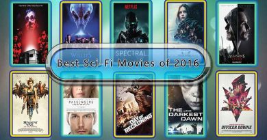 Best Sci-Fi Movies of 2016: Unwrapped Official Best 2016 Sci-Fi Films