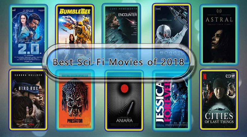 Best Sci-Fi Movies of 2018: Unwrapped Official Best 2018 Sci-Fi Films